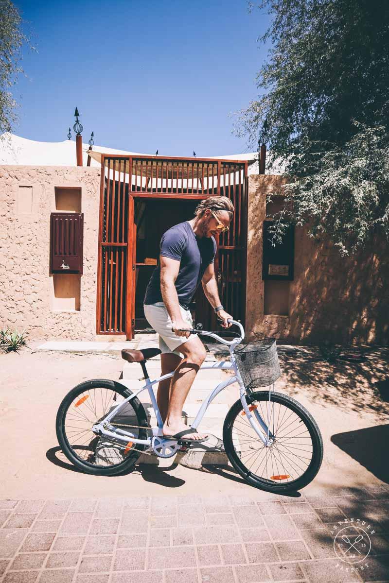 Ritz-Carlton Al Wadi Bikes