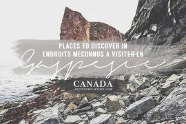 Places to see in Quebec