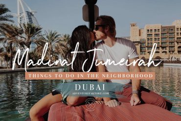 Things to do in Madinat Jumeirah