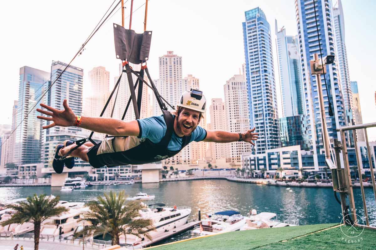 Dubai Marina xline