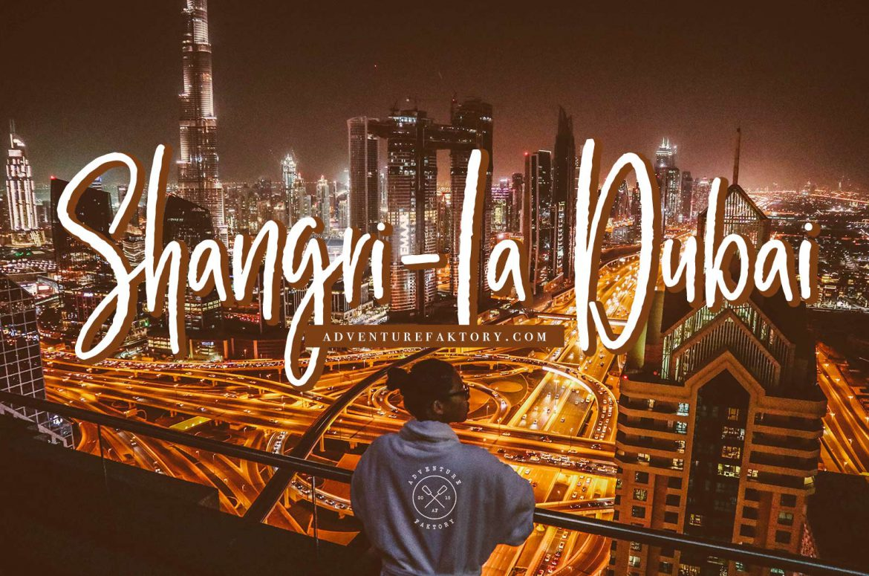 Shangri-La Dubai Review