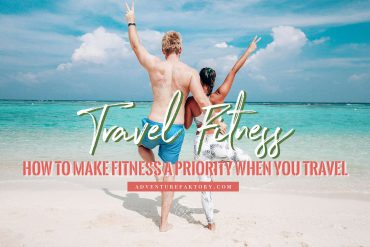 Travel and stay fit