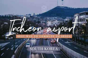 Commuting from Incheon Airport to Seoul