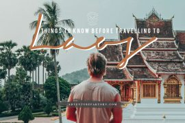 Travelling to Laos