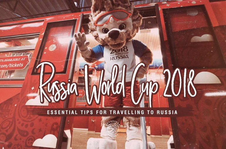 Russia Travel advice for the FIFA World Cup