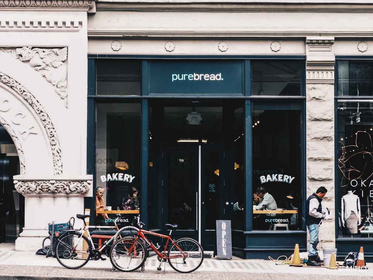 Best coffee shops in Vancouver