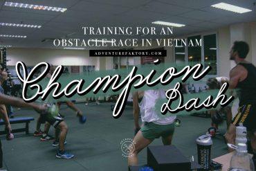 Champion Dash Vietnam