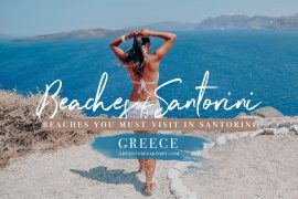 Santorini Beaches