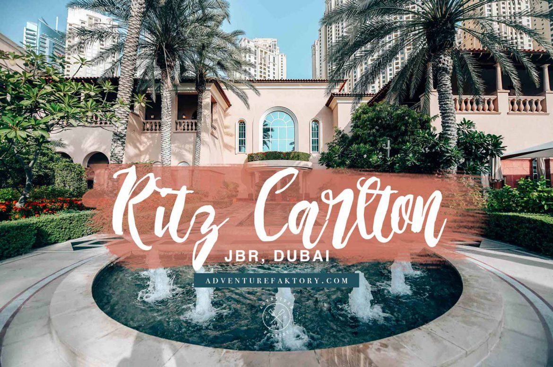 Ritz-Carlton JBR Review