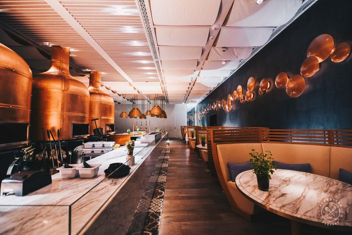 Kuwait best restaurant: Dai Forni
