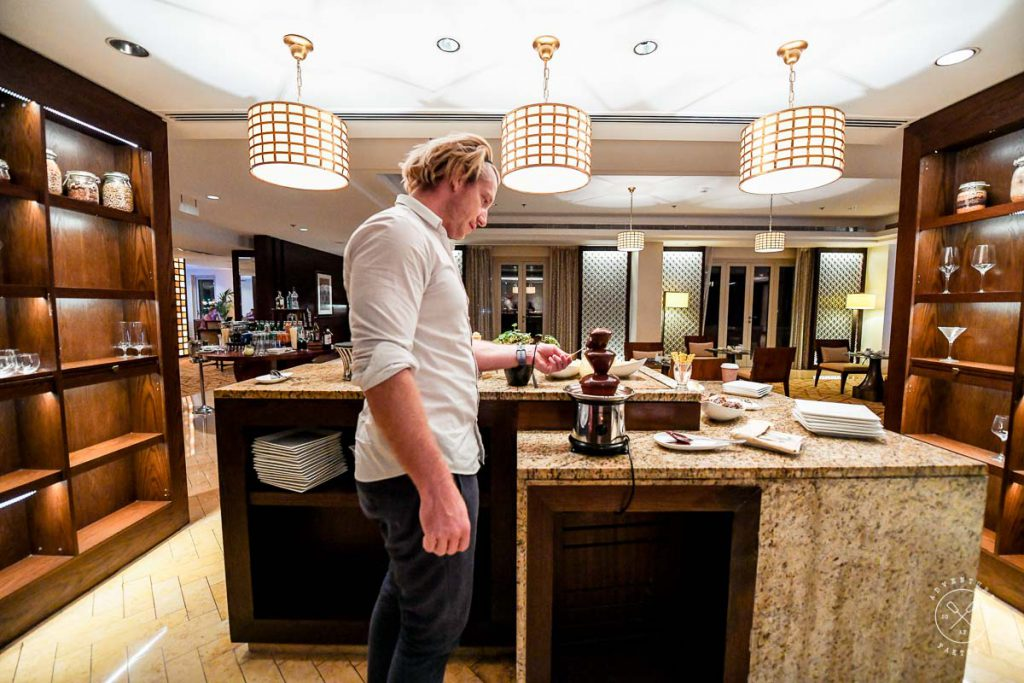Ritz-Carlton Dubai Review