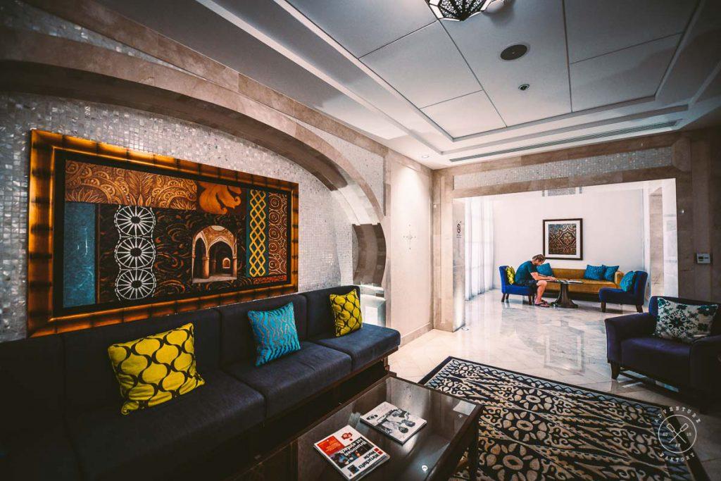 Ritz-Carlton Dubai Spa