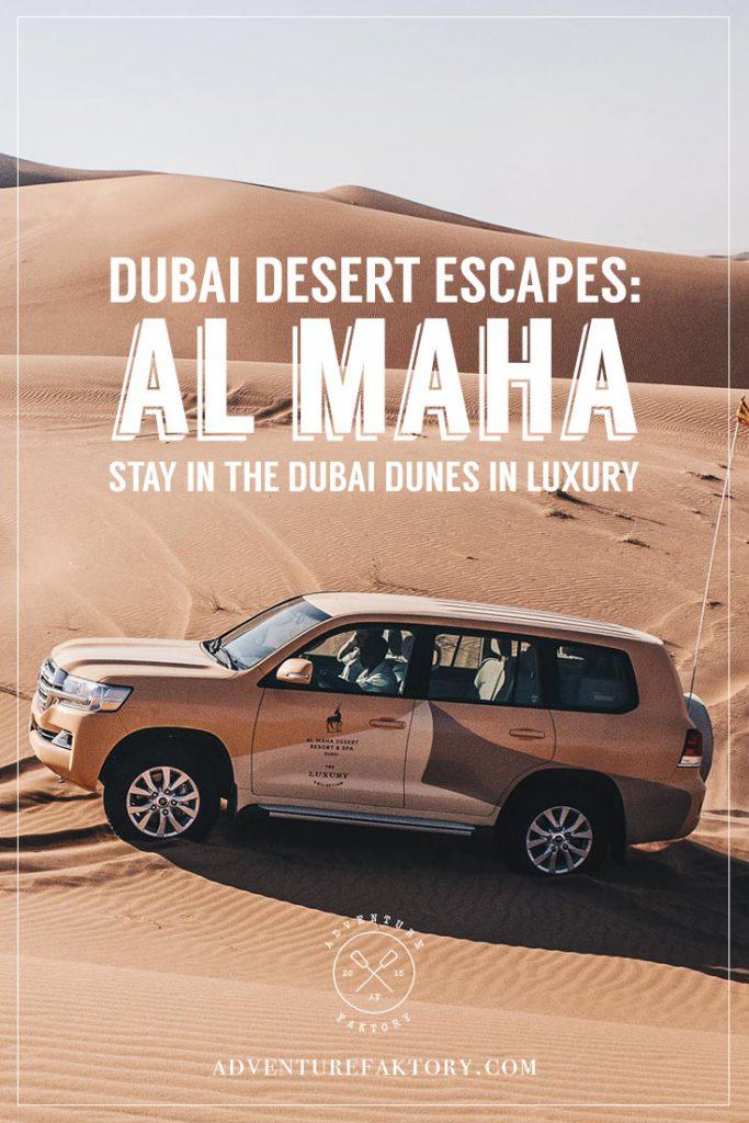 Al Maha Dubai Desert Hotel