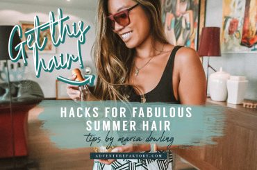 Summer hair tips