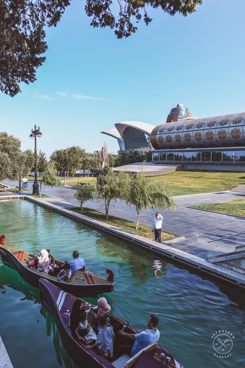 Things to see in Baku