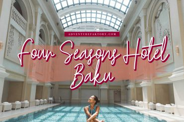 Where to stay in Baku, Azerbaijan: Four Seasons Hotel Baku