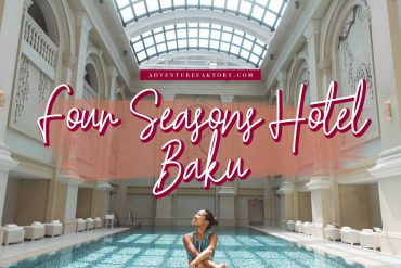 Where to stay in Baku, Azerbaijan: Four Seasons Hotel Baku
