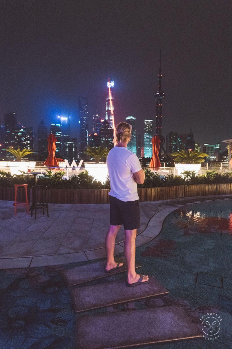 W Shanghai