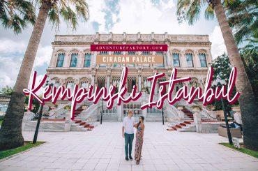 Kempinski Istanbul Ciragan Palace