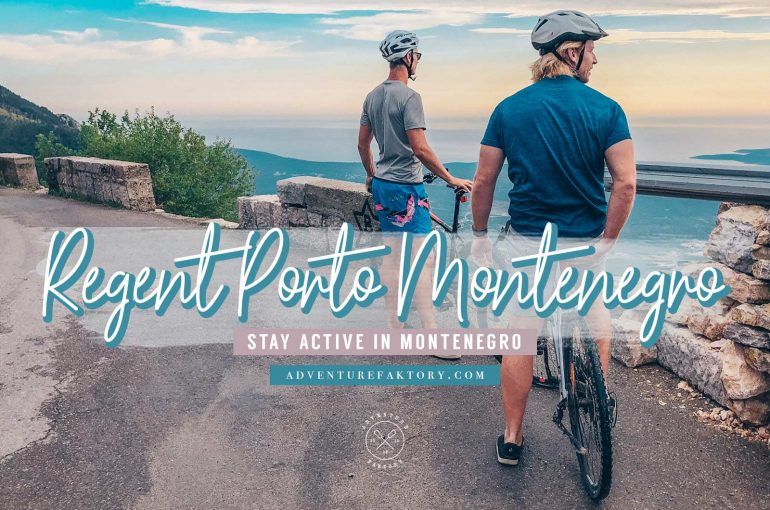 active activities in montenegro