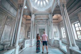 Luxury hotel in Istanbul