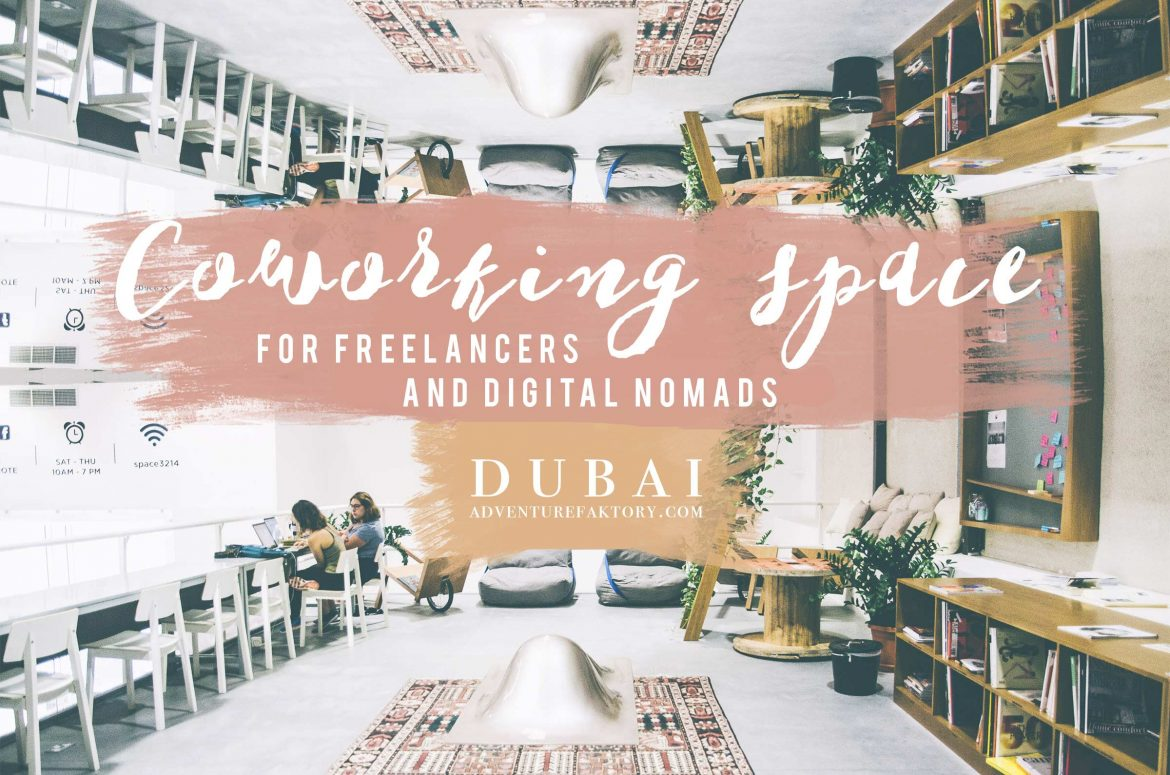 Co-working spaces in Dubai
