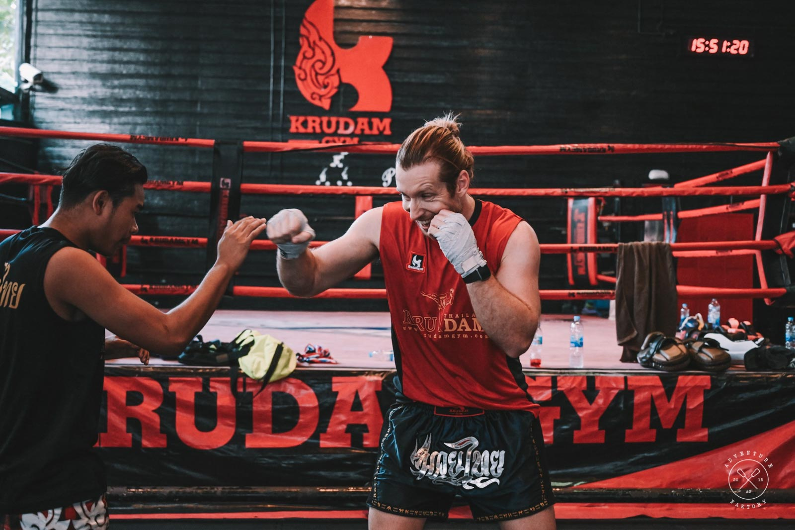 Krudam Training