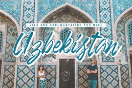 Visa and documentations for Uzbekistan