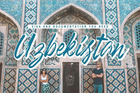 Visa and documentations for Uzbekistan