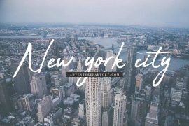 Our guide for New York City in 5 days
