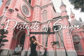 Ho Chi Minh City Districts Guide