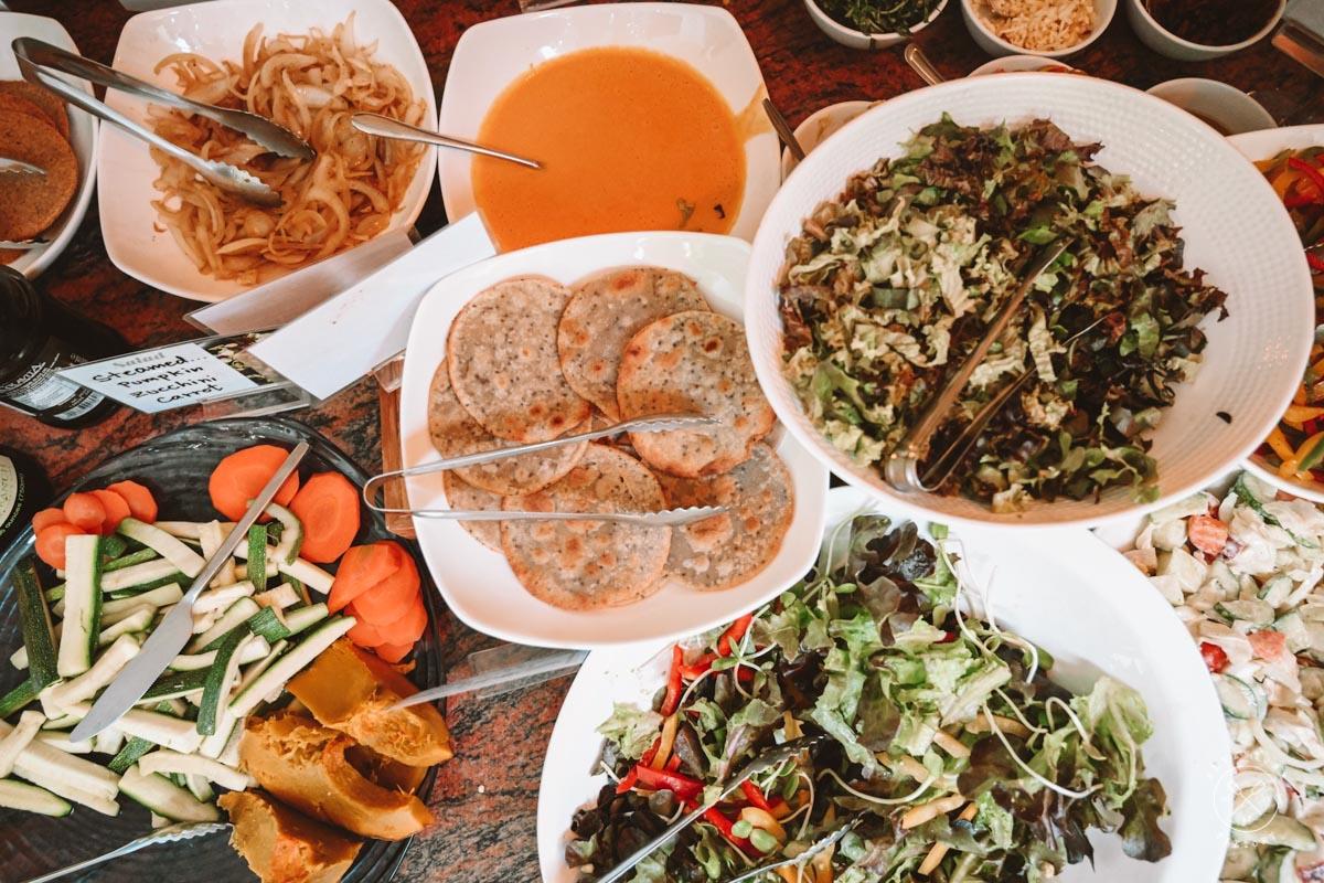Food at Phuket Cleanse