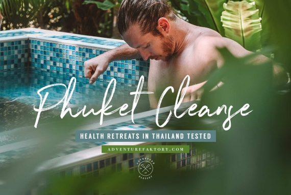 Phuket Cleanse - Detox Retreat in Phuket