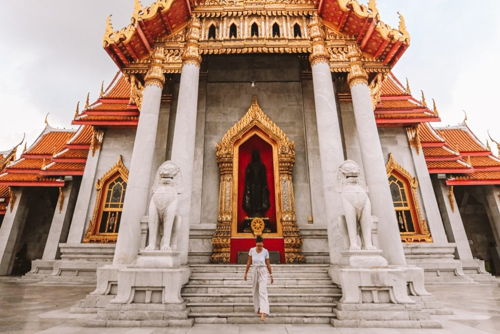 3-day itinerary for Bangkok