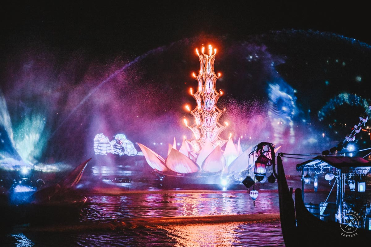 Disney World Orlando Night Show