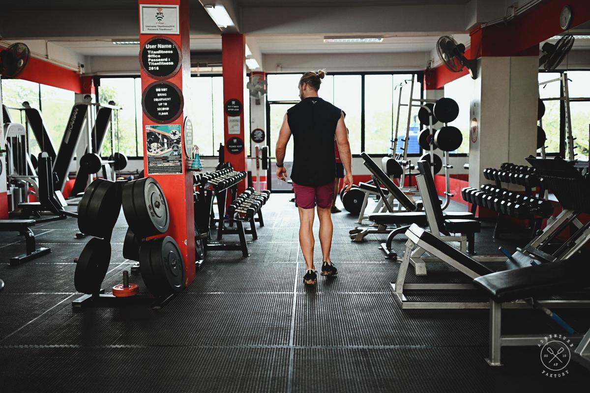 Titan Fitness Phuket