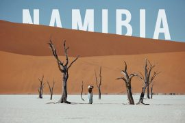 Complete updated Namibia Travel Guide