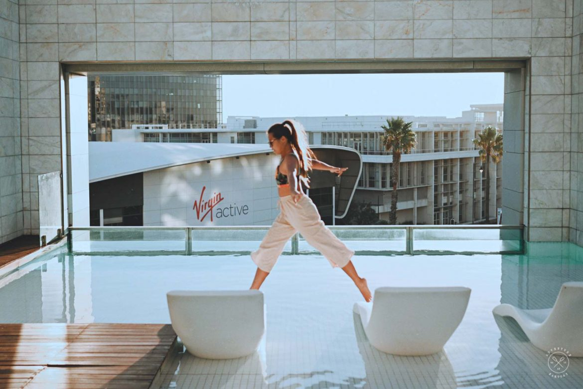 Marriott Crystal Towers Cape Town Review