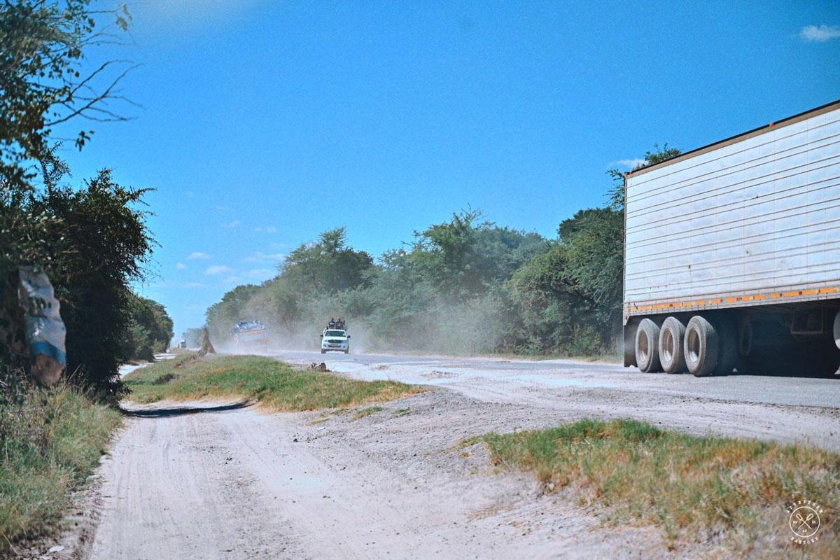 Zambia Border crossing