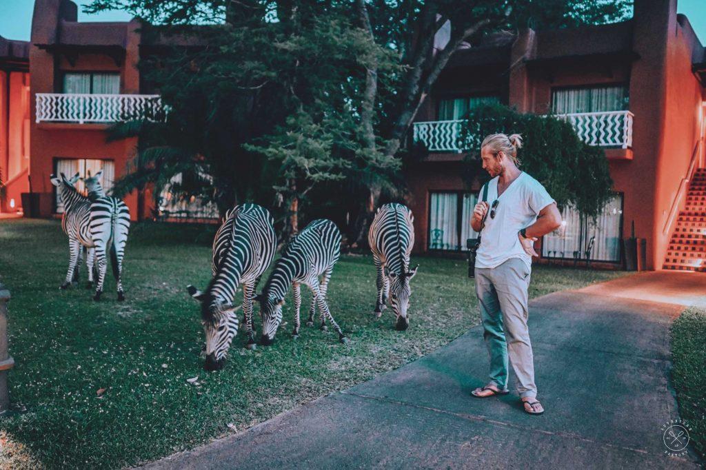 AVANI Victoria Falls Hotel & Resort: