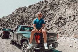 Road Trips in Dubai