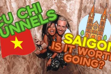 Cu Chi Tunnels Guide