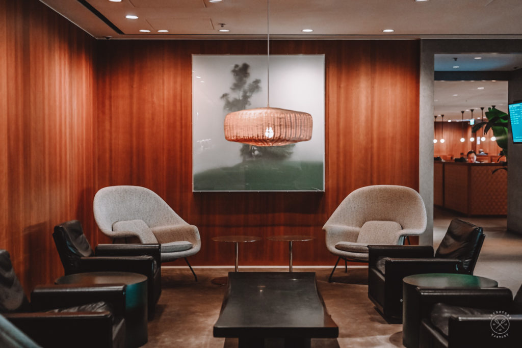 Cathay Pacific The Pier Business Class Lounge Review