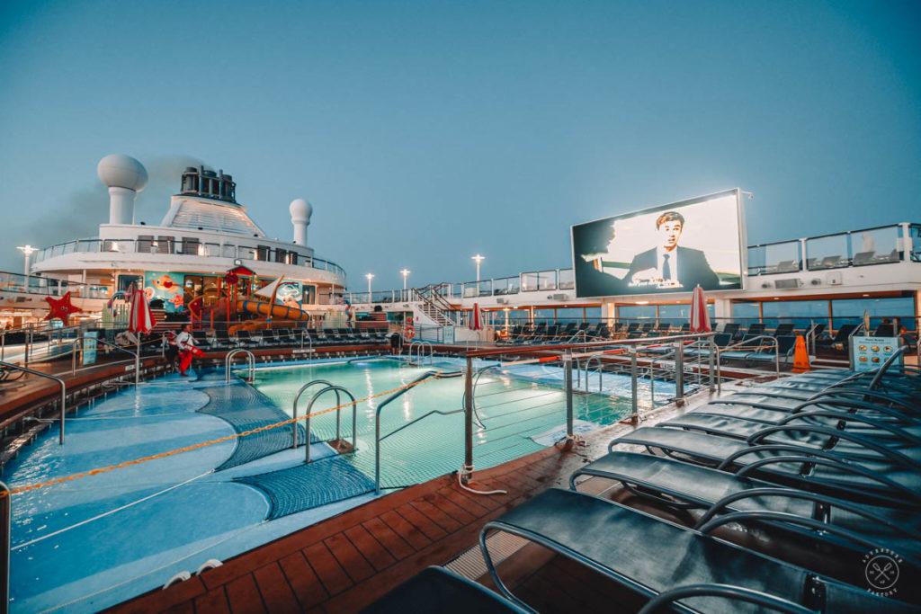 Jacuzzi Royal Caribbean Ovation of The Seas