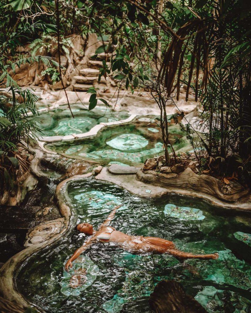 Spa in Krabi, Thailand