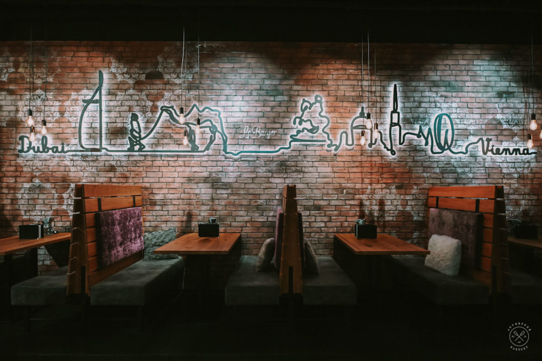 Burger in Dubai - Le Burger