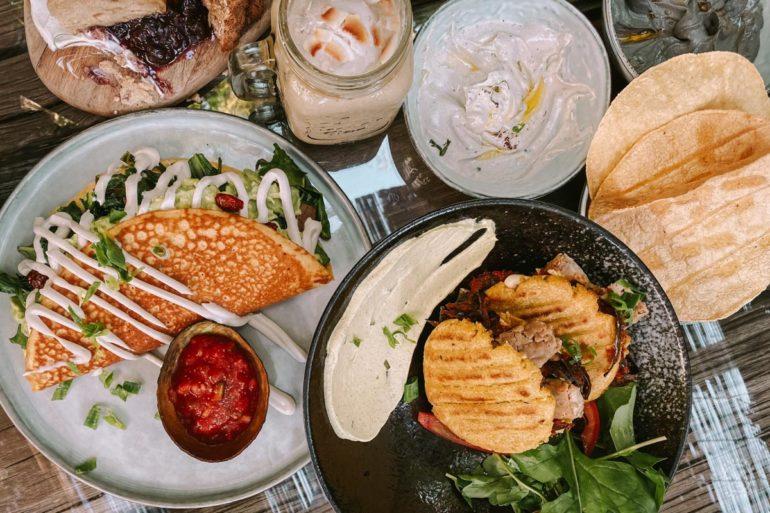 Vegan Restaurant in Dubai, Life N One Vegan