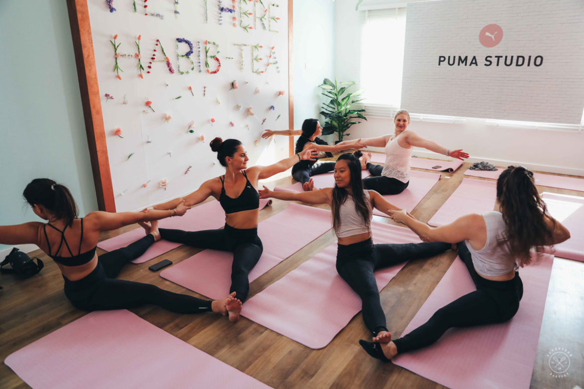 Puma Studio, Yoga collection