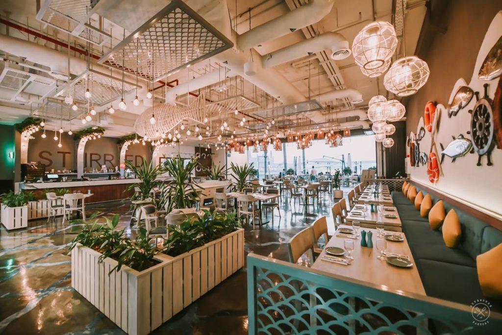 Seafood Kitchen at The Pointe Dubai