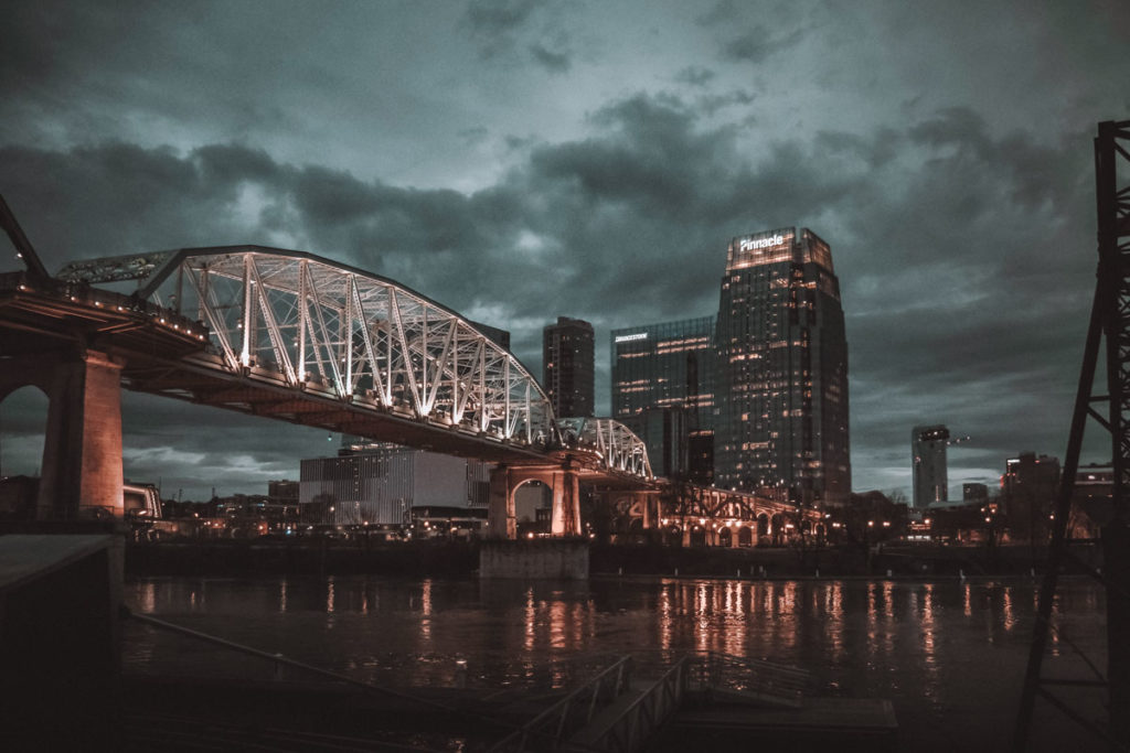 Where to stop on a USA road trip: Nashville
